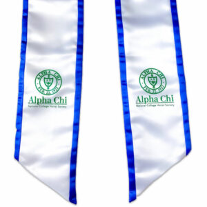 Alpha Chi Honor Stole 2