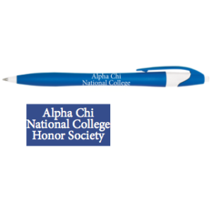 Alpha Chi Set of Pens