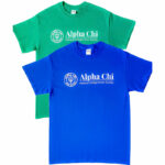 Alpha Chi Short-Sleeve Tee 1